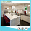 White pur Quartz Stone Calacatta Quartzite Countertops pour Kitchen