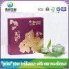 Коробка упаковки еды крышки ткани с Горяч-Штемпелевать