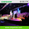 Affichage vidéo d'intérieur polychrome de l'Afficheur LED DEL de Chipshow P6