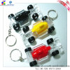 Car istantaneo Shape Keychain per Hanging Item