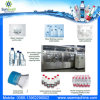 Machine de remplissage de Monoblock de l'eau