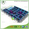 Large urbano emocionante Trampoline Bed para Jumpoing