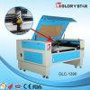 Única máquina de estaca principal do laser das sapatas do laser