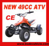 New presagiado 49cc Quad para Kids (MC-301E)