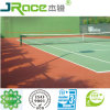 Высокое эластичное резиновый заволакивание теннисного корта