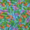 2016 nuovo Designs Printing Polyester Fabric con PVC/PU (XQ-62001)