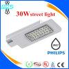 Via chiara del LED, lampada esterna della strada