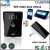 Video/AudioechtzeitChating WechselsprechanlageAndroid/IOS APP, die UnterstützungsWiFi videotür-Telefon entsperrt