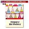 Decoração do aniversário do presente de aniversário a melhor (BO-5317)