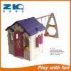 Дом CE спортивной площадки детей пластичная &Swing для детей