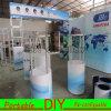 Sistemas reusáveis portáteis feitos sob encomenda da exposição da feira profissional
