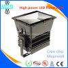 Alta bahía al aire libre del LED, luz de inundación del poder más elevado LED