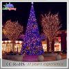 Indicatore luminoso gigante dell'albero di Natale del PVC LED di festa quadrata esterna LED
