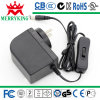 UL/cUL GS 세륨 SAA FCC Approved (보장 2 년)와 가진 24W AC/DC Adapter 12V2a Power Adapter