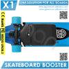 4 PU-Rad-elektrischer Skateboard-Stellzylinder