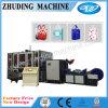 Automatischer kastenähnlicher nicht gesponnener Beutel, der Maschine herstellt