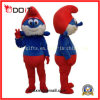 Rotes Cartoon Mascot Costume für Sale