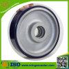 200 mm-Hochleistungsuräthan-Fußrollen-Rad
