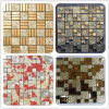Mosaico Vidrio Artístico Vidrio Dorado (VMW3644 30x30cm)