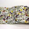 Хлопко-бумажная ткань печати цветка для одежды