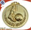 装飾的な習慣作られた3D Engraved Football Medal (FTMD1388A)