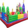 Salto de salto inflável do castelo para miúdos