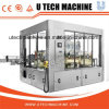 Горяч-Расплавленная машина для прикрепления этикеток клея OPP для любимчика разливает 9000-18000bph по бутылкам (UT-18s)