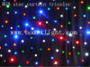 RGB 3 in 1 LED Star Curtain Star Cloth Backdrop mit CER