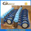 Electir on off Ductile Iron Wafer Soft Seal Butterfly Valve