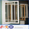 Safe 5mm Single Tempered Glass Aluminum Window