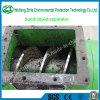 Trennzeichen mit Pumpen-/Geflügel-Düngemittel entwässern Düngemittel-festes und flüssiges Trennzeichen