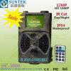 O Latest 12MP HD Mini Waterproof Digital Wildlife Scouting Camera