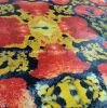 고품질 유행 Patttern에 의하여 인쇄되는 인공적인 반 PU 가죽 (LDYH-013)
