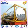 Diesel van de Aanhangwagen van de Carrier van de Opslag van de Stookolie de Semi Container van de Tank