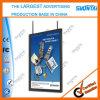 Caixa leve magro do diodo emissor de luz Aluminum Clip de A2 Double Hanging (ST-SCB400-gl123)
