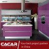 Cabina romántica y apacible de la lluvia púrpura del estilo del piano del secado del barniz de cocina (CA09-16)