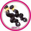 Produit indien de la meilleure qualité de cheveux humains de Vierge de 100%