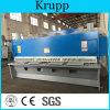 Machine de tonte de massicot hydraulique de QC11k