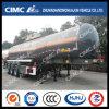 Cimc Huajun 32cbm Carbon Steel Chemical Liquid Tanker