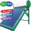 Colorir o abastecimento de água quente solar do tanque solar de aço (o coletor solar de câmara de ar de vácuo)