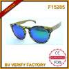 F15285 vendem por atacado o Eyeglass retro de Sun do projeto novo