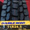 두 배 도로는 트랙터 타이어 도매 11r 24.5 트럭 타이어를 Tyres