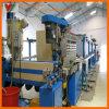 Máquina isolada PVC do fio e do cabo