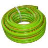 Tubo flessibile d'innaffiatura del giardino verde del PVC