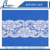 6 centímetros Branco Lace Floral Trim ( Item No. S1160 )