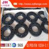La saldatura dell'acciaio dolce di JIS 10k Plat la flangia dei FF