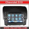 Reprodutor de DVD especial de Car para Chevrolet S10 (CY-2010)