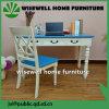 木のオフィス用家具の着色された事務机(W-T-861)