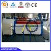 machine de roulement hydraulique de plaque de quatre rouleaux W12S-12X3200