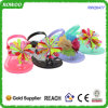 Модельный PVC Flat Sandals Summer Popular Lady с Flower (RW26477)